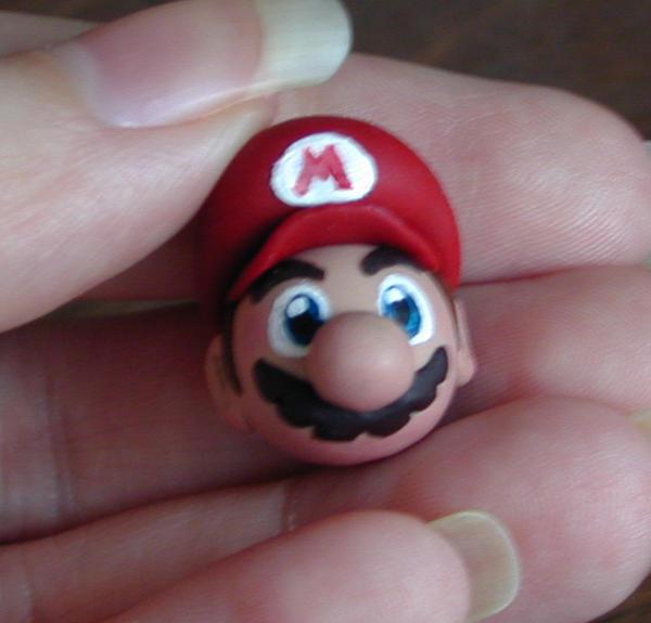 Super Mario Charm by jen4eternity