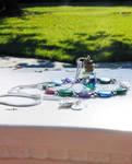 OOAK Bottled Butterflies set