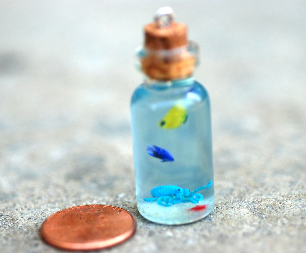 Small Bottle Of White Sprites Paint Cleaner