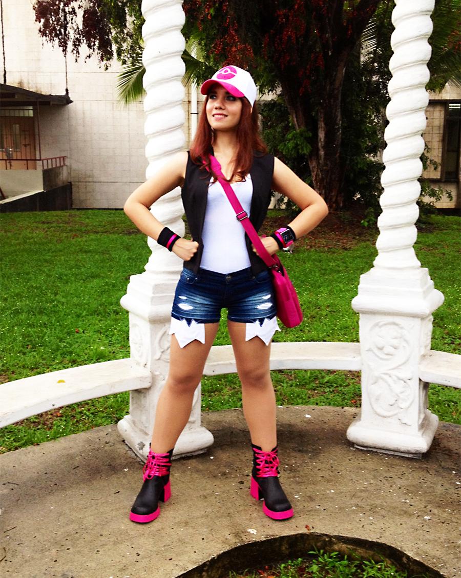 Pokemon Trainer Hilda by Windelle on DeviantArt