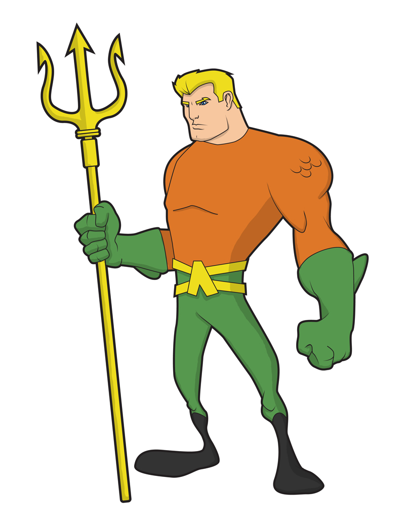 A Is For Aquaman By Jksketch On DeviantArt