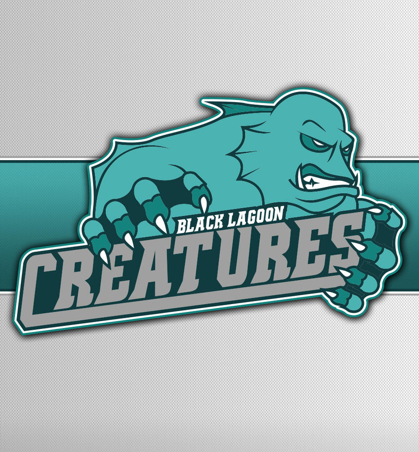The Creature of the Black lagoon by jksketch
