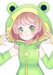 Card Captor Sakura Rain Coat by DreamingGoldfish