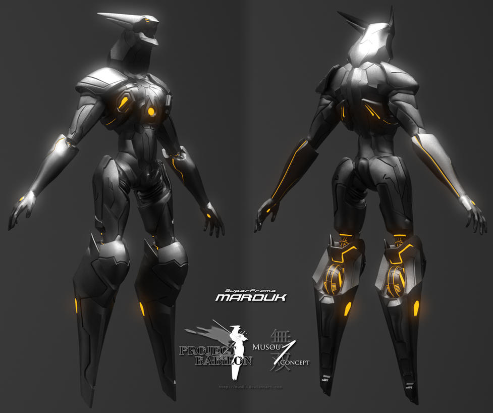 SuperFrame MARDUK - Final by mus0u