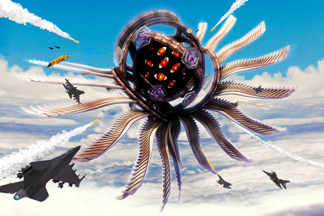 Skyborn Juggernaut by mus0u