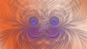 abstract jwildfire face