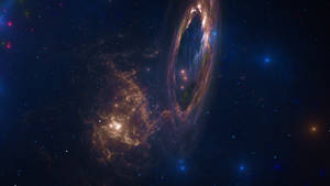 Jwildfire space scene - 201223