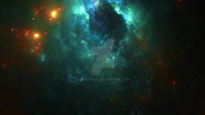 jwildfire space scene - 201227