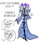 CDC day 7 - Nebula Borealis