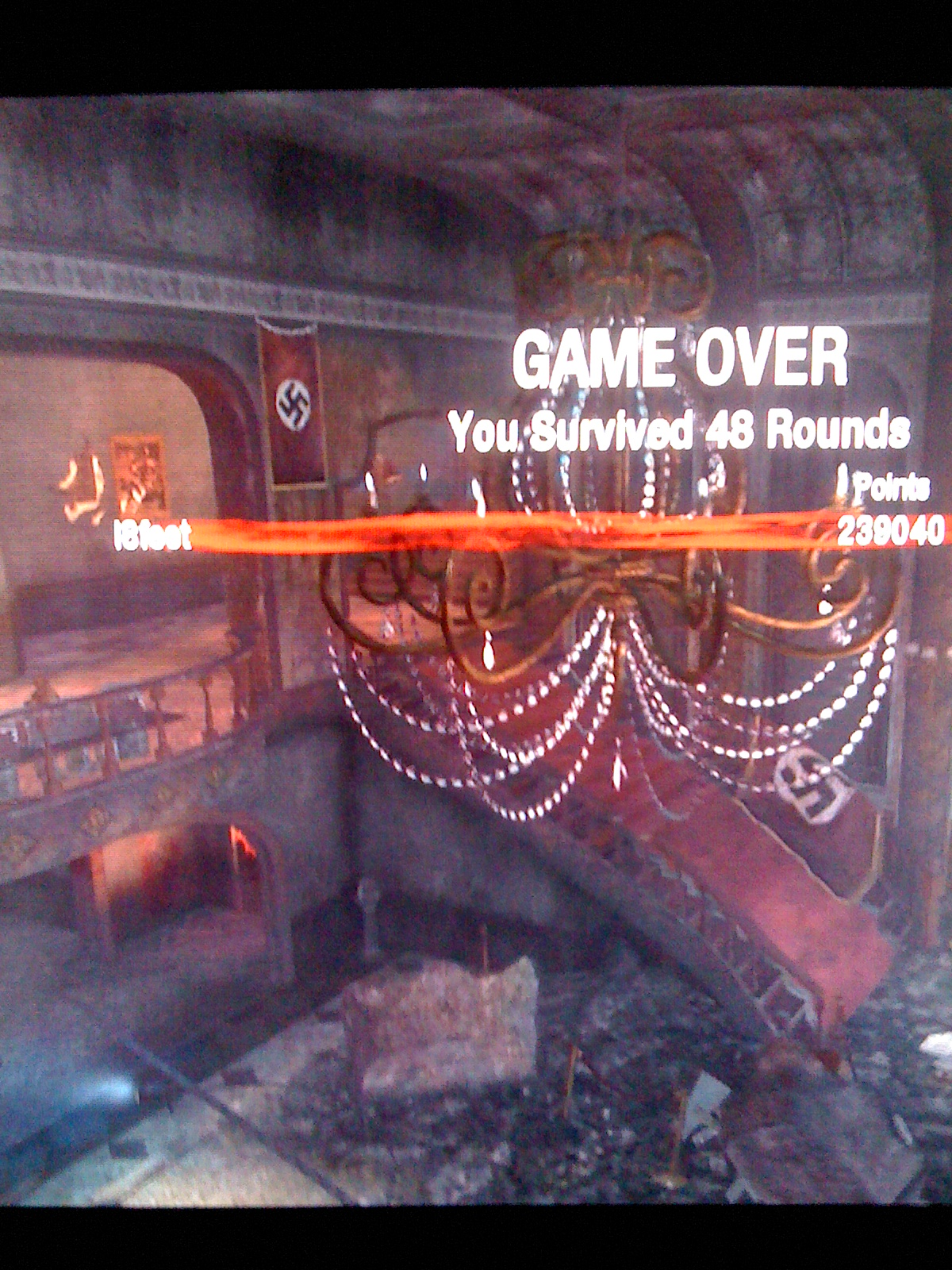 Cod Zombies 48 Rounds SOLO by 8feet