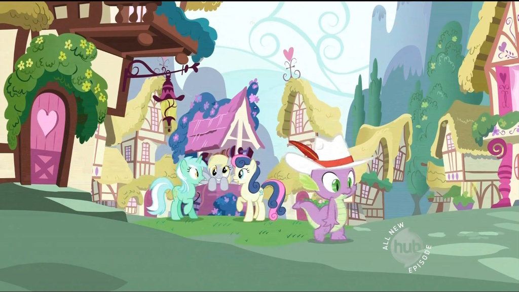 Derpy Hooves in Season 2 Ep 10 by 8feet