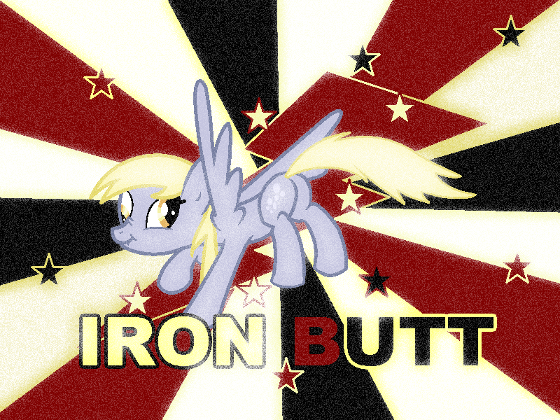 Iron Butt by 8feet