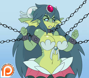 Giga Mermaid Queen by 8feet