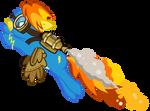 Steampunk Spitfire