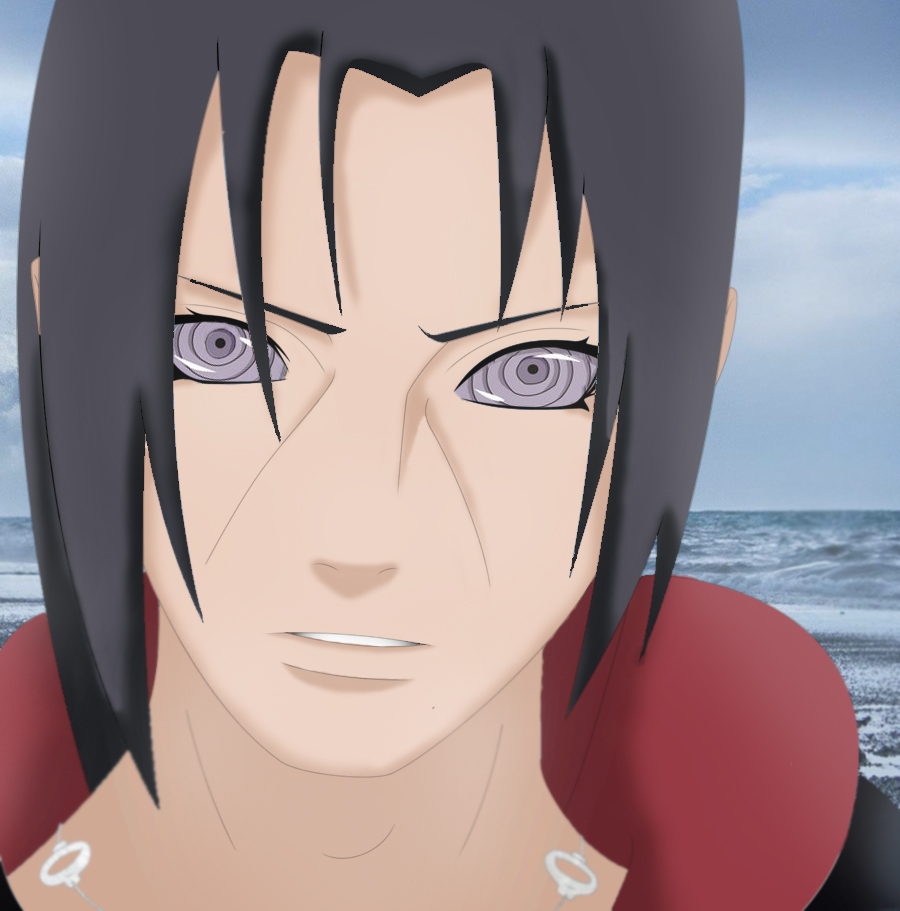 Itachi Rinnegan by RicardoGms on DeviantArt