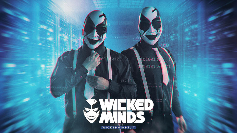 Wicked Minds Visual Rebrand 2019 by CrisTDesign
