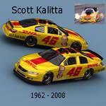Scott Kalitta Tribute Car