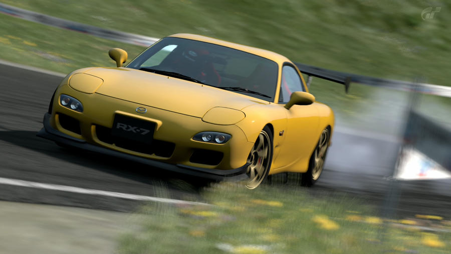 Mazda Rx 7 2017 >> Mazda RX-7 FD3S Drift by PokemonIsTheBest on DeviantArt