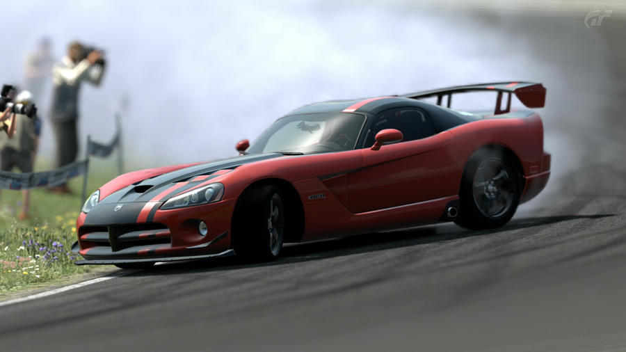 Dodge Viper ACR Drift by PokemonIsTheBest on DeviantArt