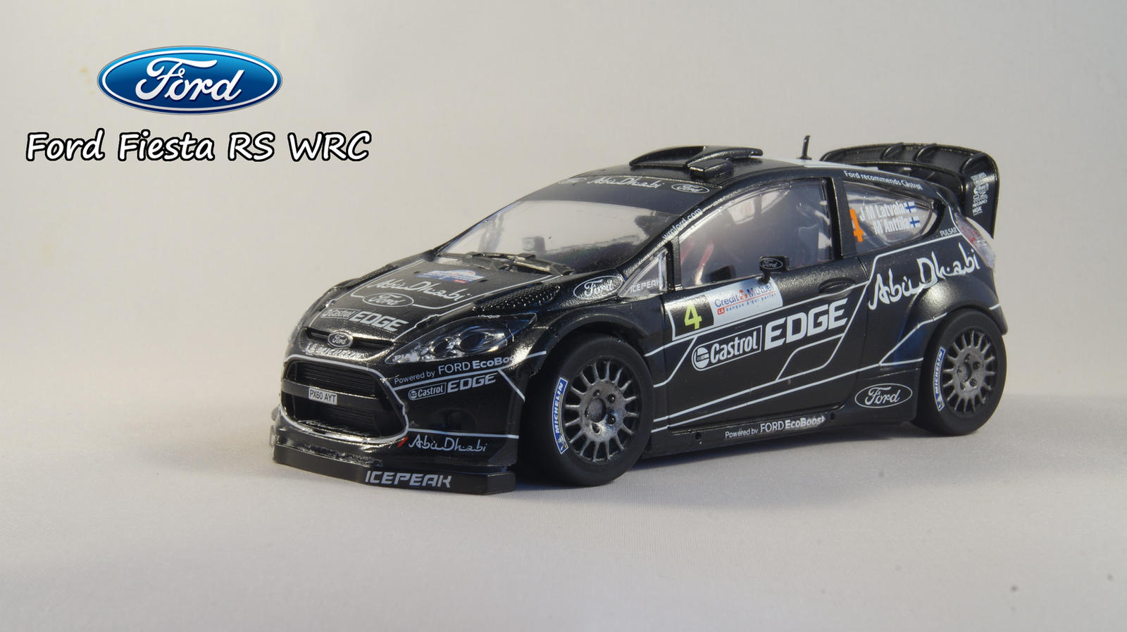 Ford Fiesta RS WRC by Rodesu on DeviantArt