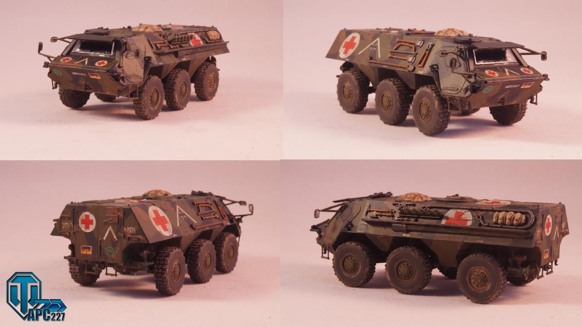 TPz 1 Fuchs A4 by Rodesu