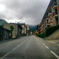 Small Town Ostana