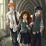 Morning Corridors - HP