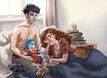 Lazy Mornings - HP