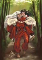 Run Away With Me - IY by Asha47110