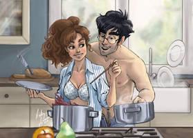 Magical Kitchen - HP
