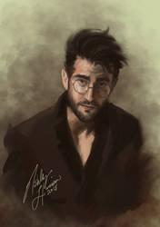 Happy 38th Mr. H.J. Potter - HP by Asha47110