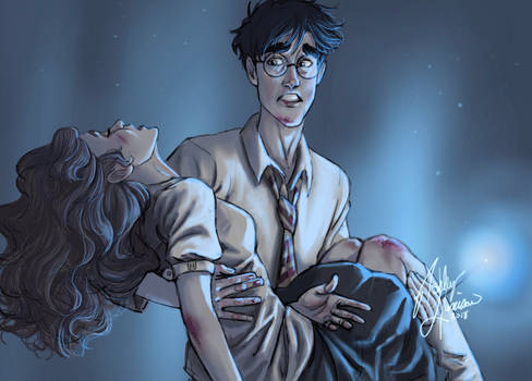Dont Let Her Be Dead - HP
