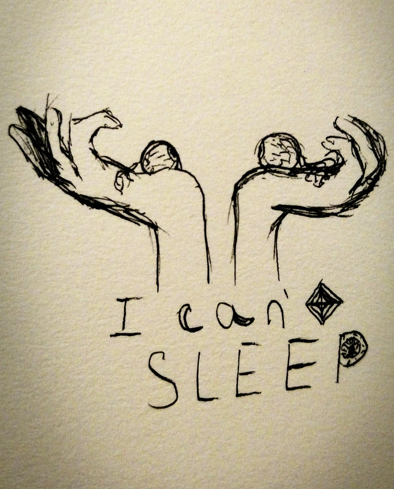 I can't sleep by LonelyCitadel