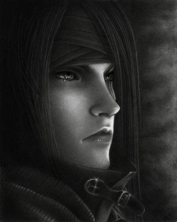 Vincent Valentine By BlackAndWhite93 ...