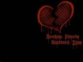 broken hearts shatered lies by brokenhearts13