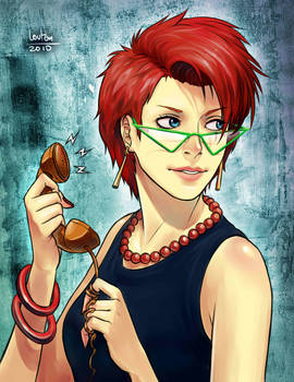 Janine Melnitz - Commission