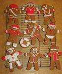 TF2 Gingerbread Men