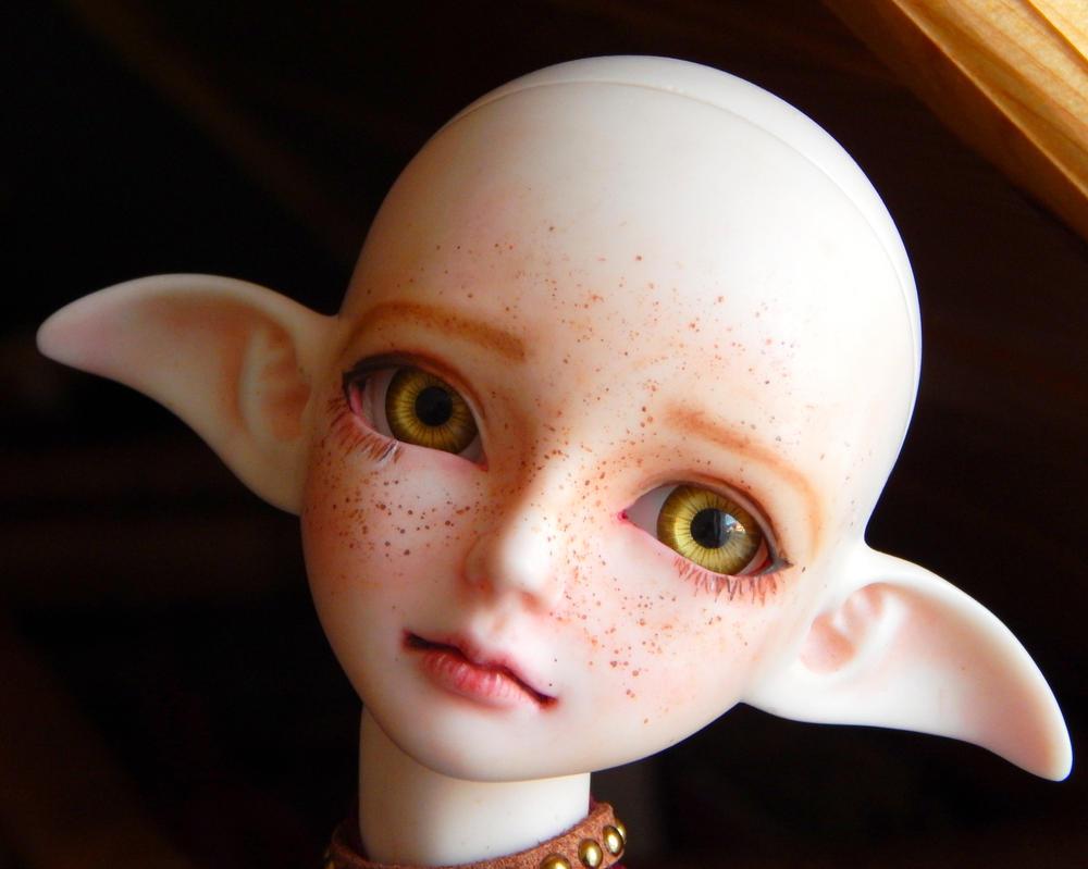 My first BJD - Gwendolyn by Whiltierina