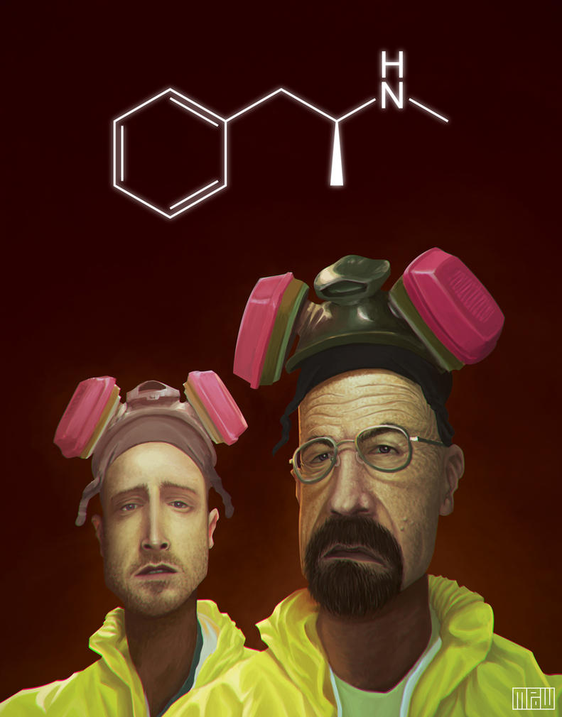 breaking bad fanart by mrpow on deviantart