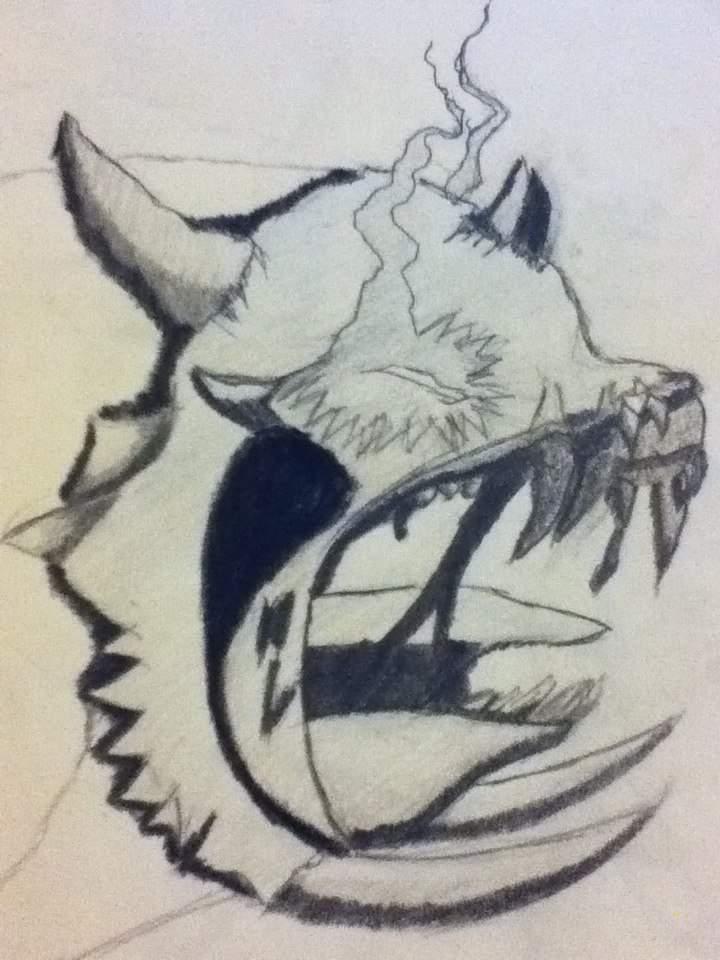Hellhound by Buzzfuzz-Senpai