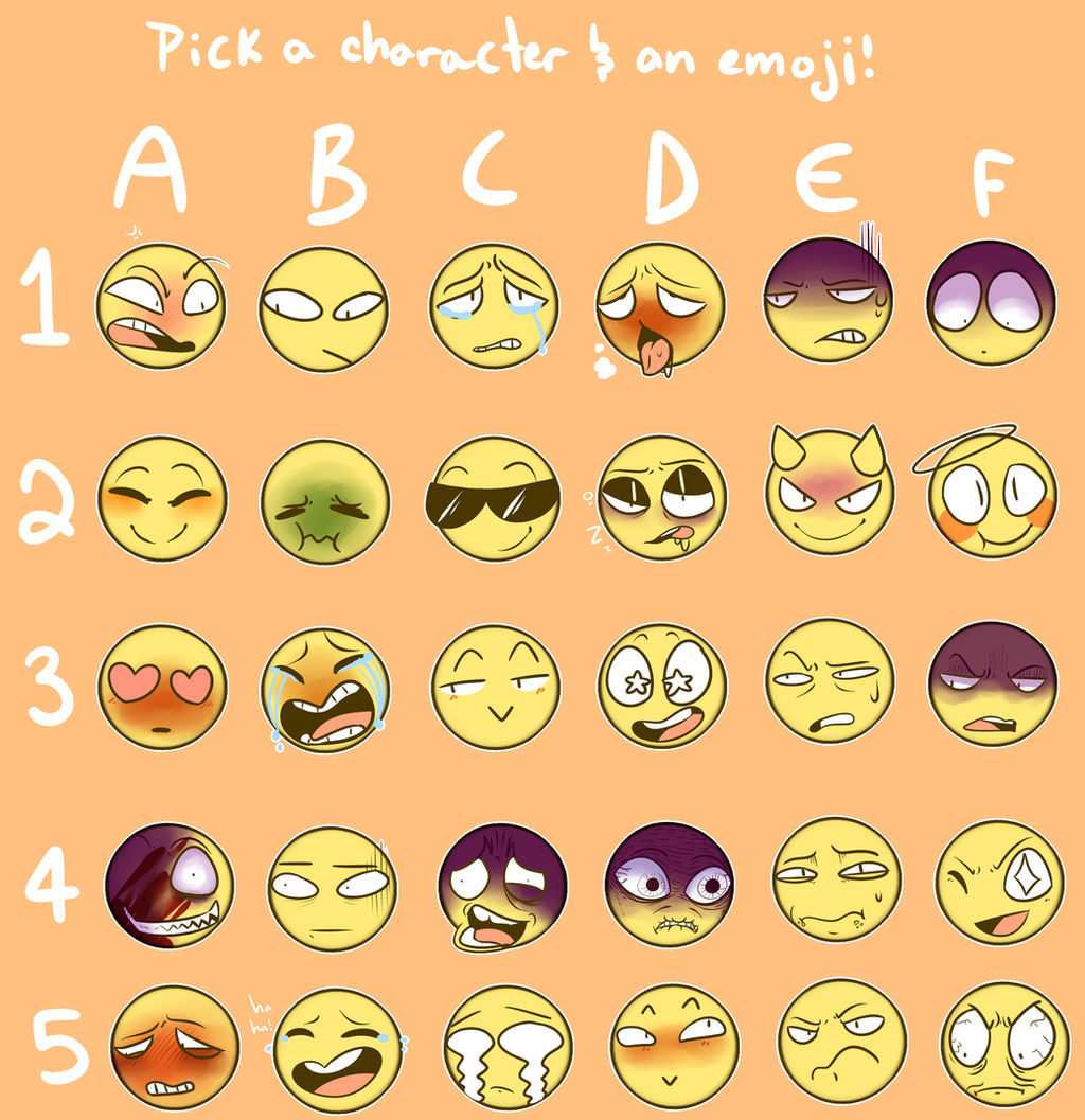 Emoji Meme by Tiny-Forest-Prince on DeviantArt