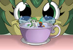 Teacup Bath for Star Bright