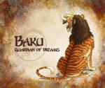 Baku Guardian of Dreams