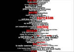 manifesto for sarcasm iii