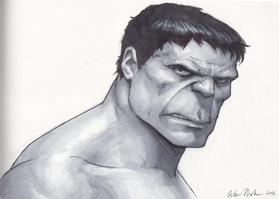 hulk by songjong
