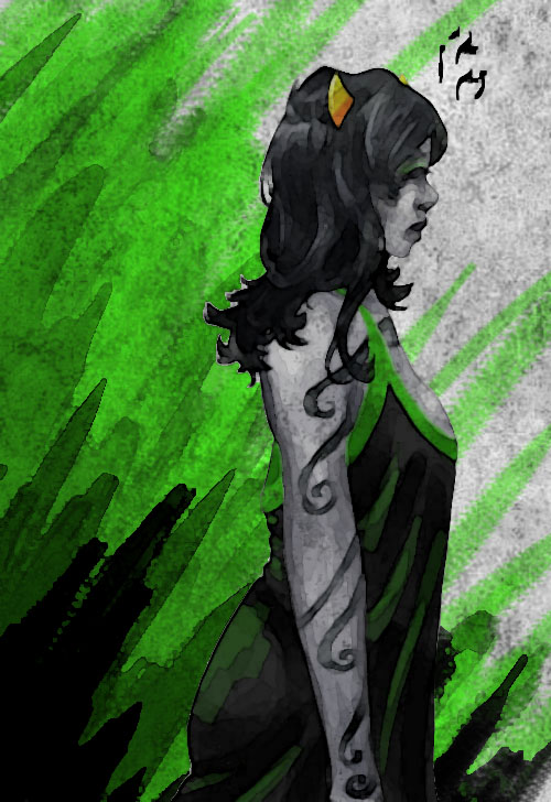 Porrim Maryam Speedpaint by Nadeshiko-tenshi