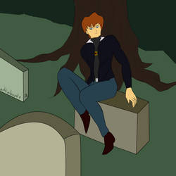 Ygotober 16: Graveyard