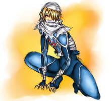 Sheik by Poyoyo