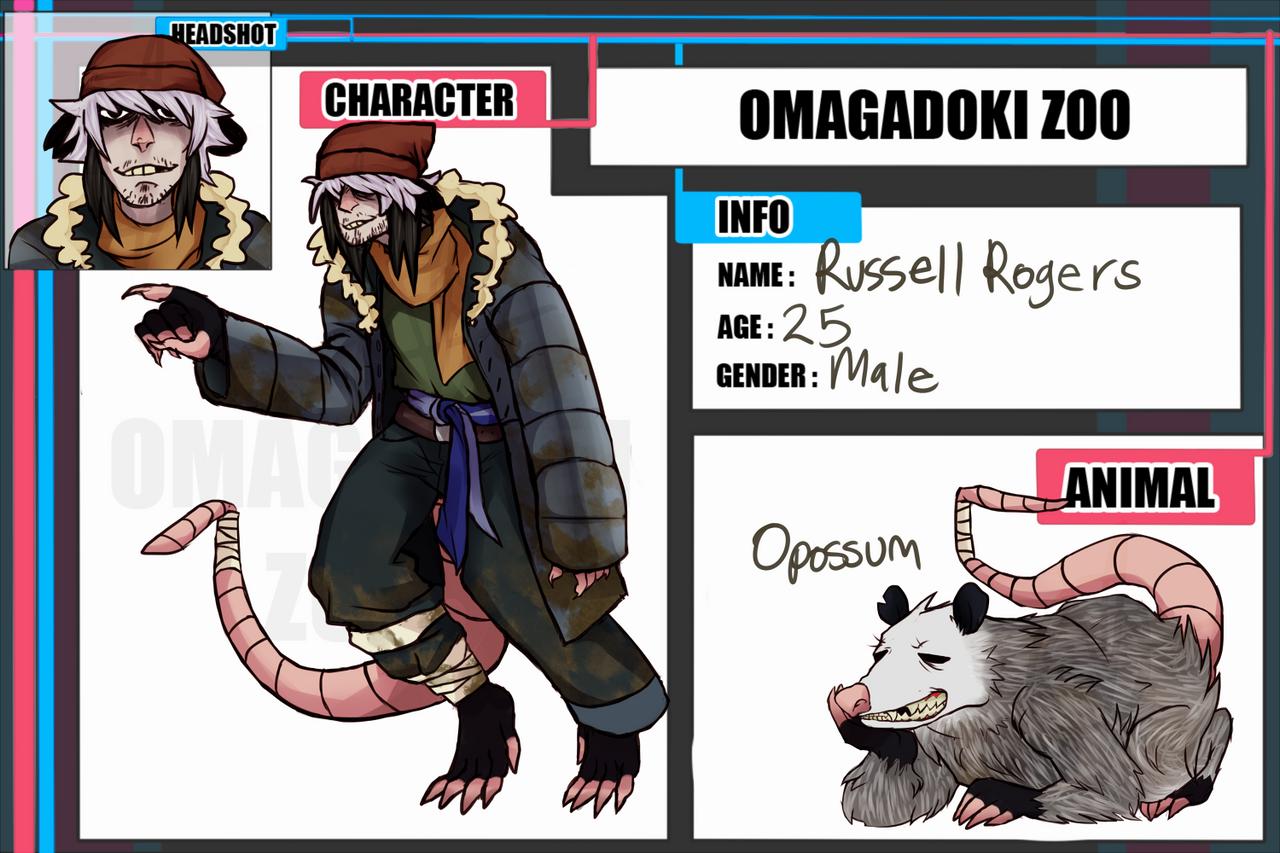 Omadobu App - Russ by zigzaggin-goon