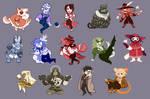 [CANNIMORTE] Pixel Army